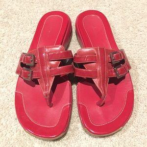 Cole Haan + Nike comfy sandal 7.5